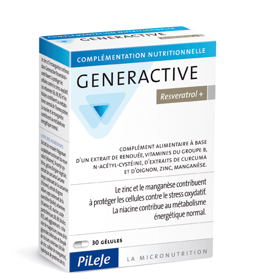 Generactive Resveratrol
